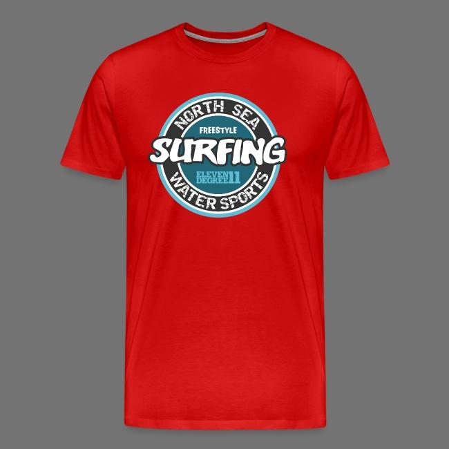 North Sea Surfing