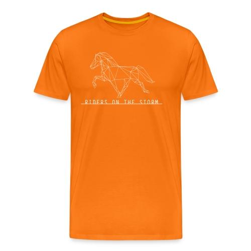 geometric - Männer Premium T-Shirt