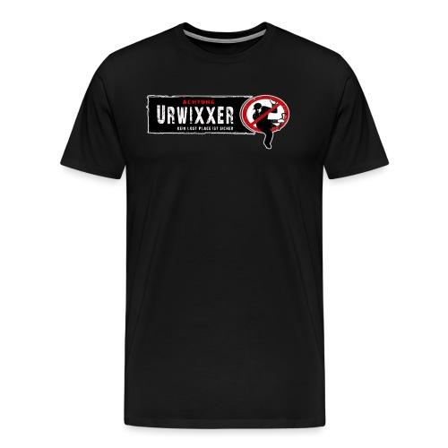 ACHTUNG Urwixxer - Männer Premium T-Shirt