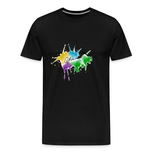 ohana color - Maglietta Premium da uomo