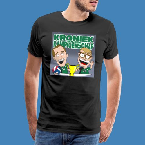 Kroniek van een Kampioenschap - Mannen Premium T-shirt