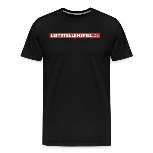 Leitstellenspiel - Männer Premium T-Shirt