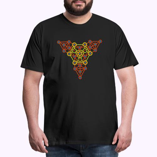 Equiibrium 2-Side Print - Camiseta premium hombre