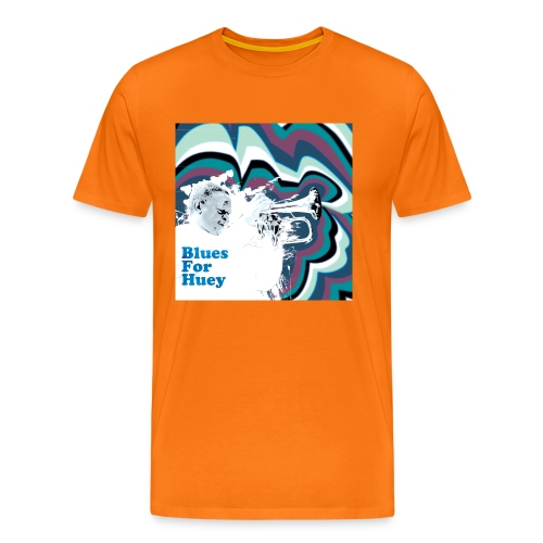 Hugh Masekela Blues For Huey - Men's Premium T-Shirt