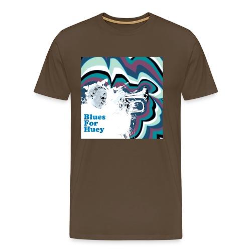 Hugh Masekela Blues For Huey - Men's Premium T-Shirt