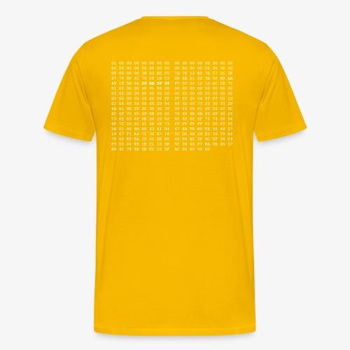 Jan 3rd 2009 - Men's Premium T-Shirt