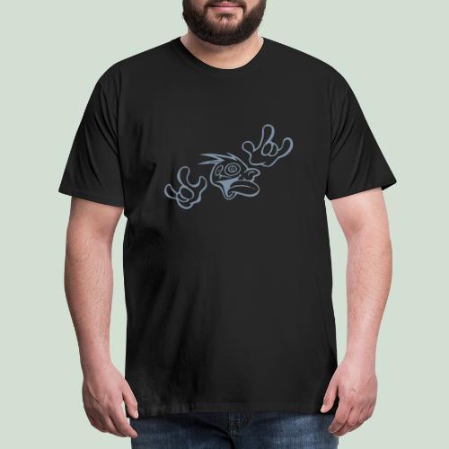 Verrückt nach DIR! - Männer Premium T-Shirt