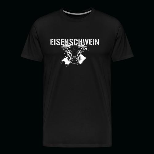 Shirt 1 Eisenschwein - Männer Premium T-Shirt