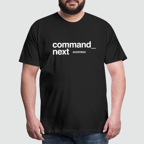 Command next – Ghostbox Staffel 2 - Männer Premium T-Shirt