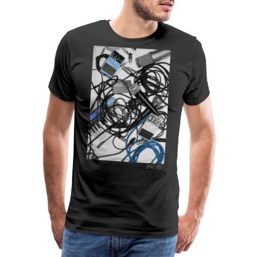 Jumio Print - Miesten premium t-paita