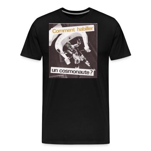 comment - T-shirt Premium Homme