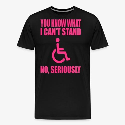 Canstand1 - Men's Premium T-Shirt