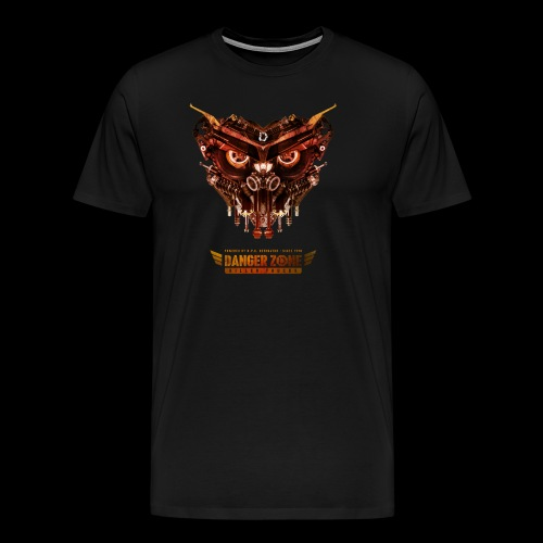 Danger Zone: Killer Trucks - Men's Premium T-Shirt