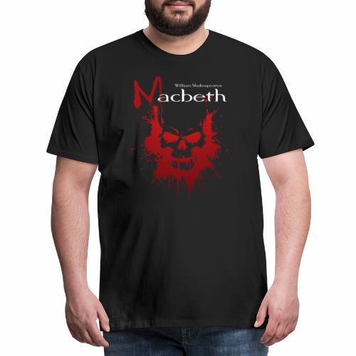 MacBeth V2 - Männer Premium T-Shirt