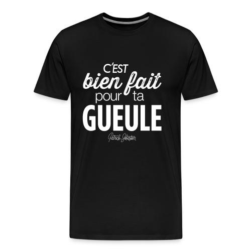 Bien fait - T-shirt Premium Homme