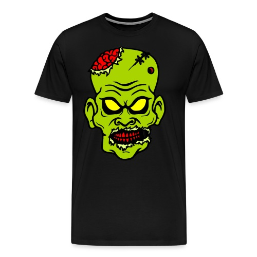 Zombie - Männer Premium T-Shirt