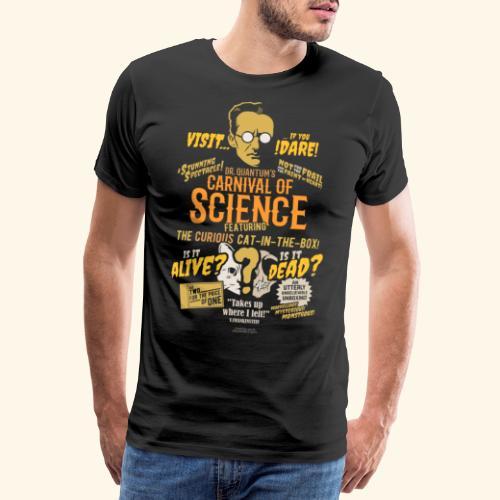 Schrödingers Katze | Geek T-Shirts - Männer Premium T-Shirt