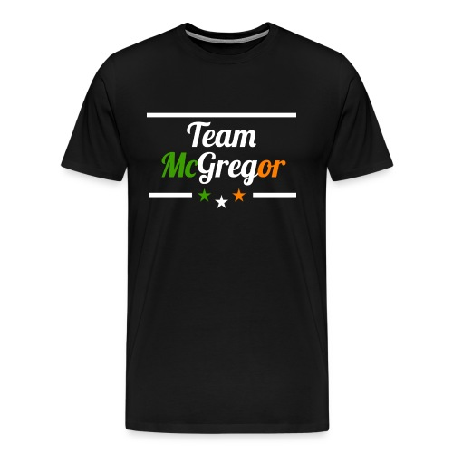 Team McGregor - Men's Premium T-Shirt