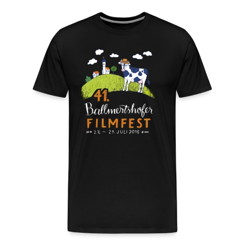 41. Filmfest - Männer Premium T-Shirt