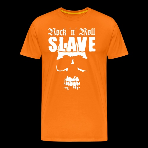 Rock `n` Roll Slave - Männer Premium T-Shirt