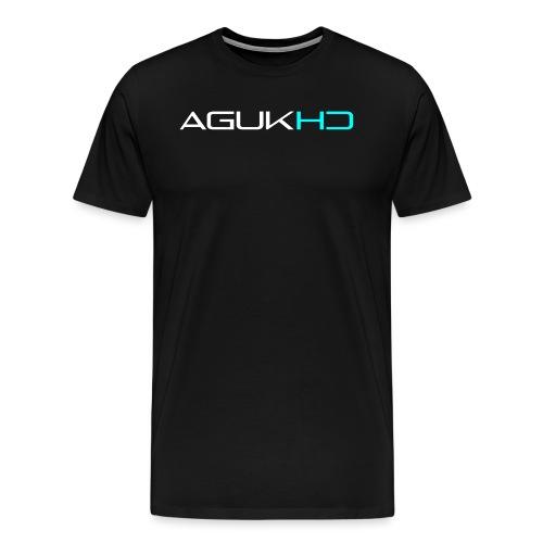 AGUKHD Retro png - Men's Premium T-Shirt