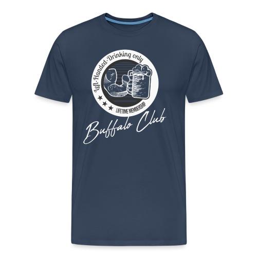 Buffalo Club Strong Arm - Men's Premium T-Shirt