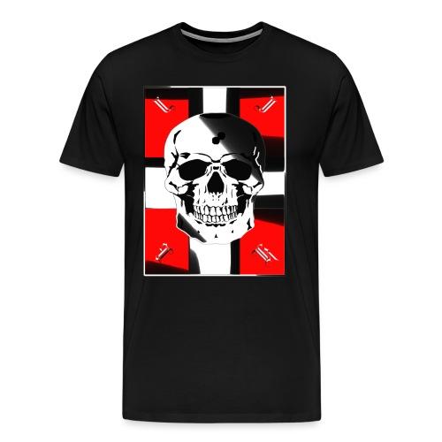 Kreuzritter - Männer Premium T-Shirt
