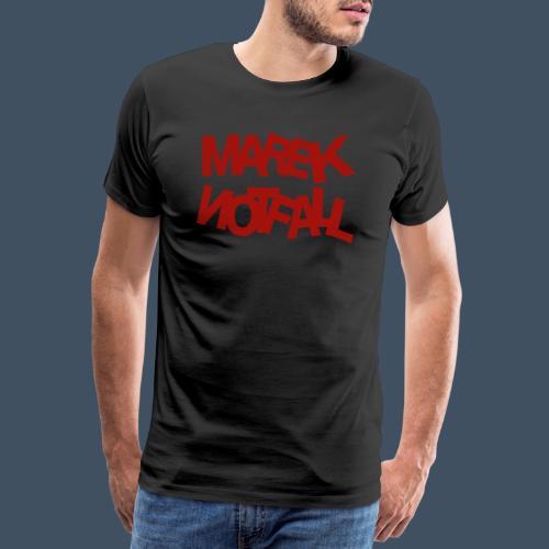 Marek Notfall Rot - Männer Premium T-Shirt