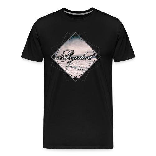 Skyedust T-paita - Miesten premium t-paita
