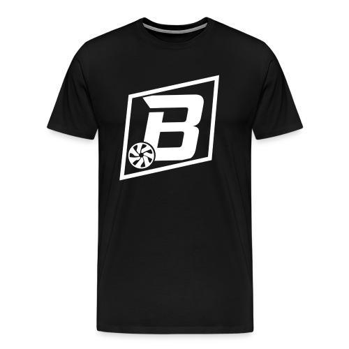 V2LogoBIG-min (1) - Men's Premium T-Shirt