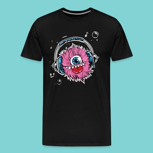 Monster Of Music - Camiseta premium hombre