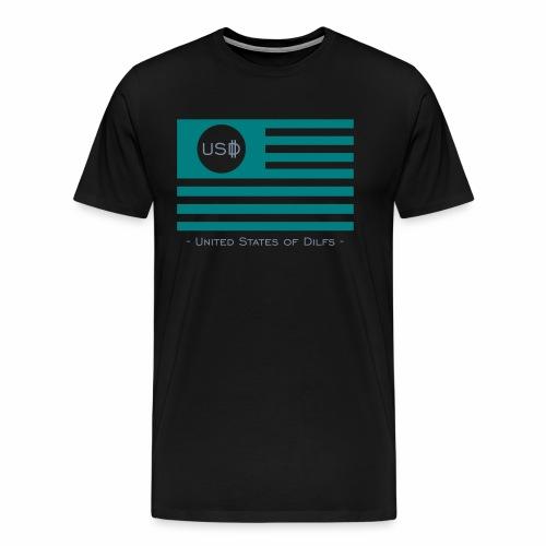 USD United DILFS - Männer Premium T-Shirt