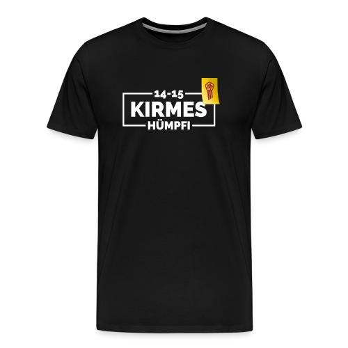 Logo_Kirmes_Huempfi_34x17 - Männer Premium T-Shirt