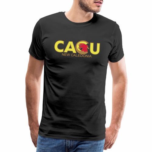 Cagu New Caldeonia - T-shirt Premium Homme