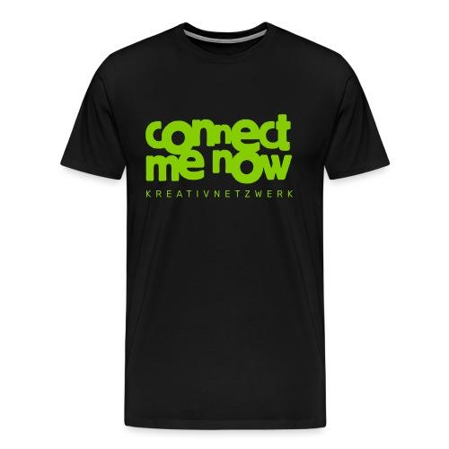 Connect me now - Männer Premium T-Shirt