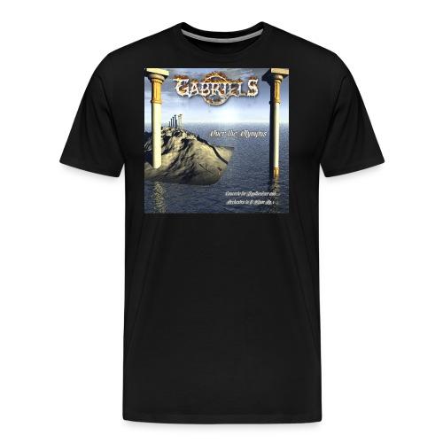 COVER CONCERTO copia jpg - Maglietta Premium da uomo