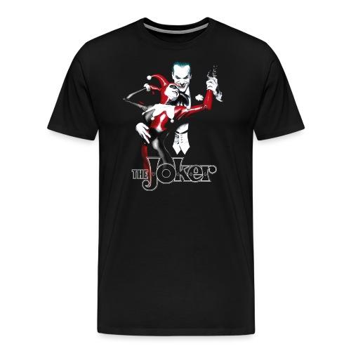 The Joker Dancing - Männer Premium T-Shirt