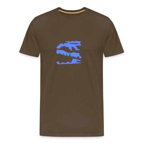 Blue_Sample.png - Männer Premium T-Shirt