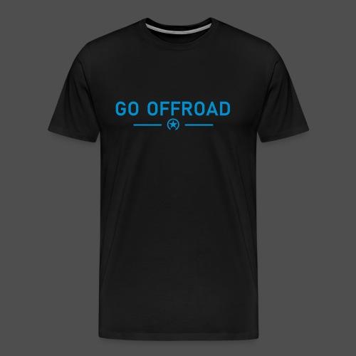 go off-road - Men's Premium T-Shirt