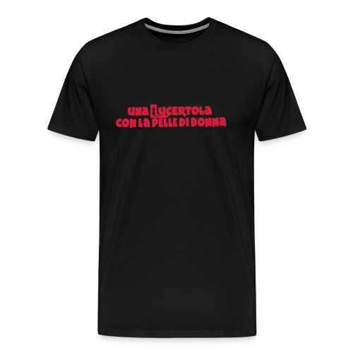lizard - Men's Premium T-Shirt