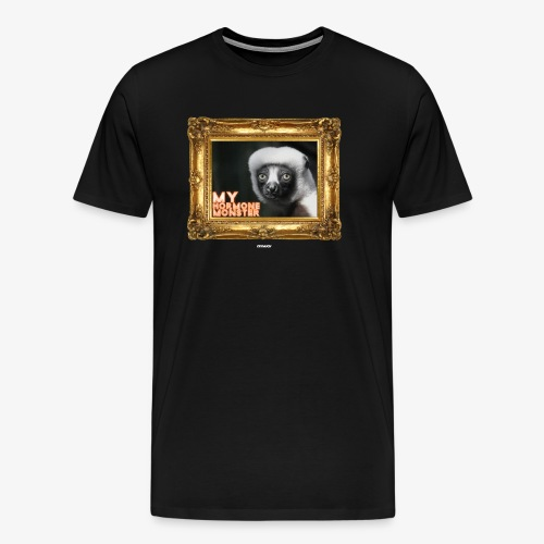 HORMONE MONSTER #01 - Männer Premium T-Shirt