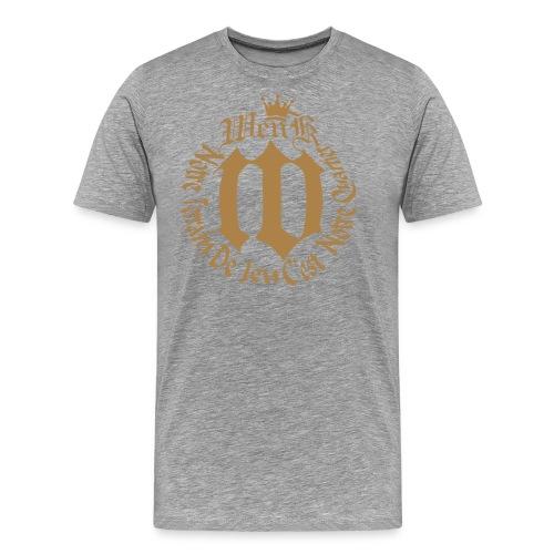 WENKA - T-shirt Premium Homme