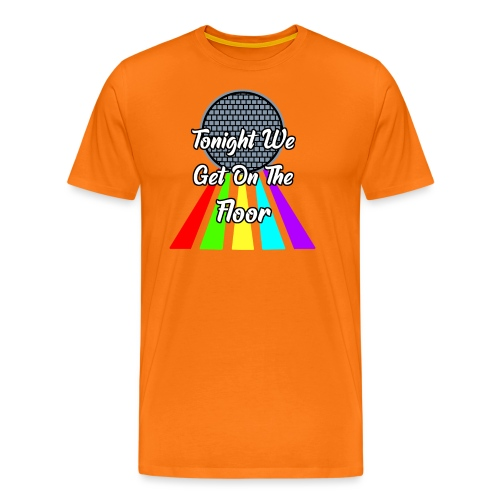 Dance Party - Männer Premium T-Shirt