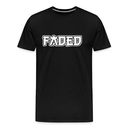Faded - Männer Premium T-Shirt