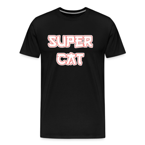 Super Cat - Männer Premium T-Shirt