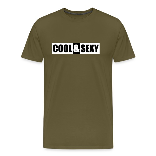 Cool & Sexy - Männer Premium T-Shirt