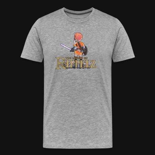 Rippelz - The Legend of Rippelz - Männer Premium T-Shirt