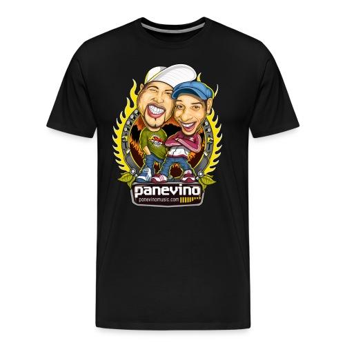 Panevino Characters - Männer Premium T-Shirt