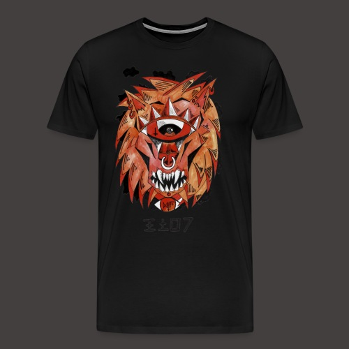 lion original - T-shirt Premium Homme