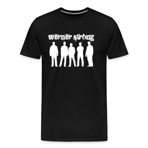 ws_schatten3_weiß_1 - Männer Premium T-Shirt